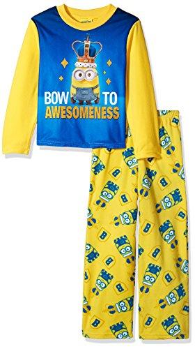 Yellow Boys Pajamas - 9