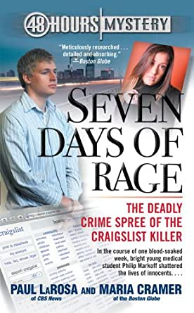 Amazon.com: Seven Days of Rage: The Deadly Crime Spree of the