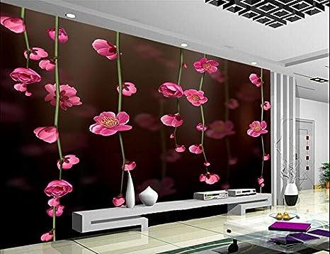 Color Prugna Per Pareti : Carta da parati per i muri foto muro di muro sfondo rosa prugna