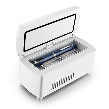 Refrigerador De Insulina PortáTil Refrigerador EléCtrico Mini ...