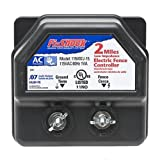 Fi-Shock EA2M-FS 2 Mile AC Low Impedance Fence Charger Energizer