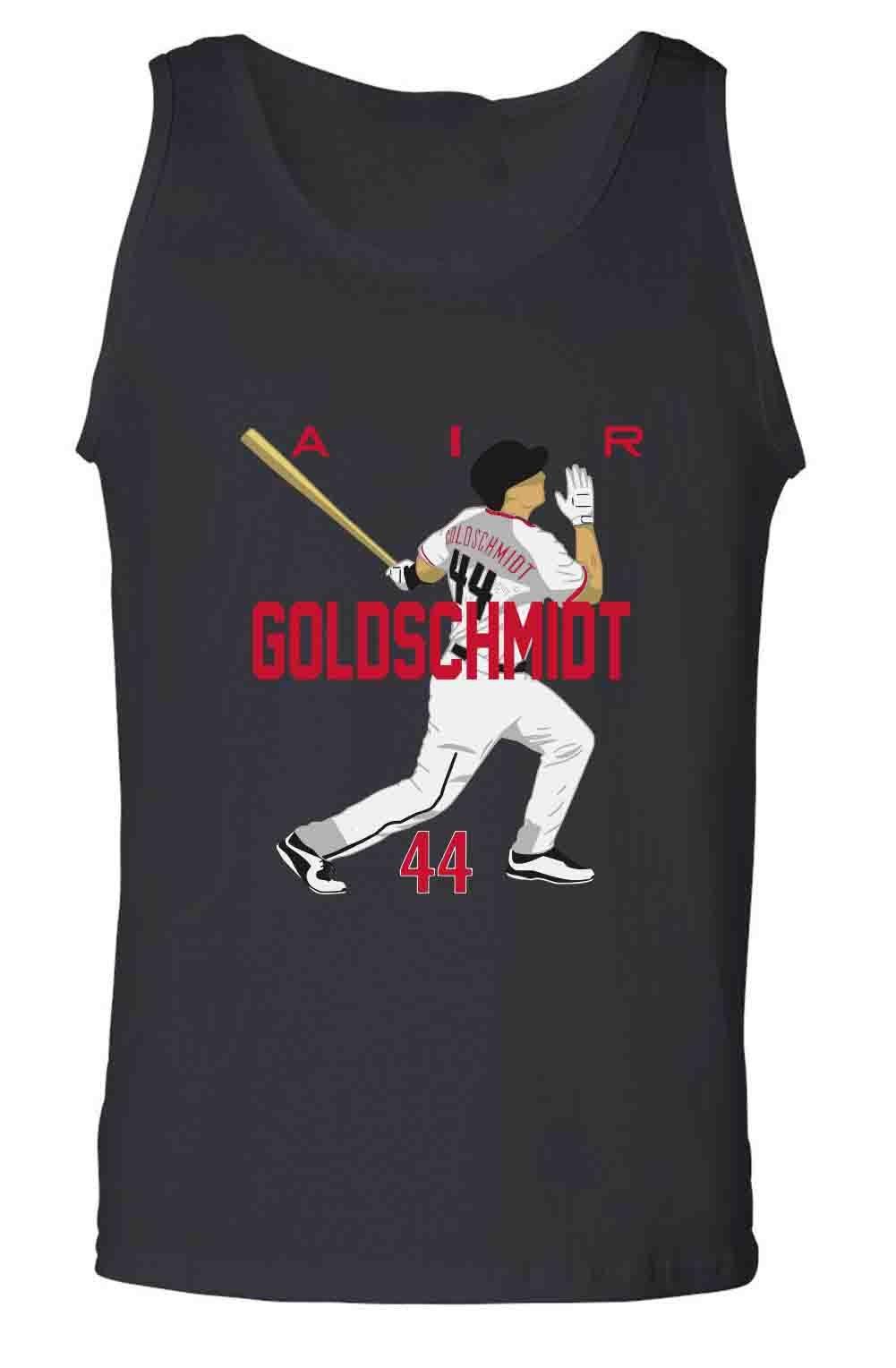 Black Paul Goldschmidt Air Hr New Tank Top Shirts