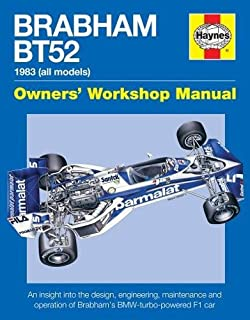 Brabham BT52 Owners Workshop Manual 1983 (all models): An insight into the