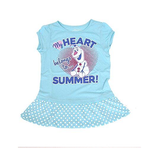 Frozen Heart Belongs Summer Girls