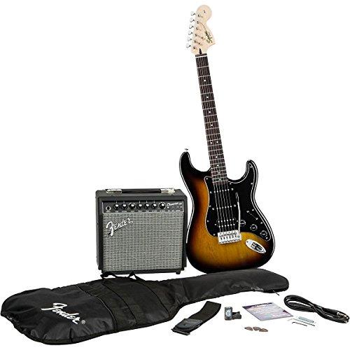 squier-by-fender-strat-hss-electric-guitar-pack-sunburst