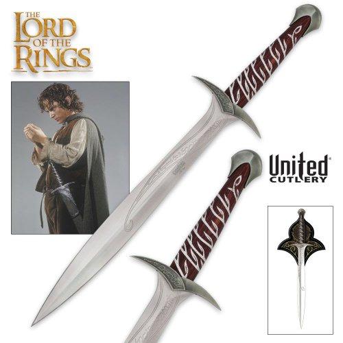 LOTR Frodo Baggins Sting Sword