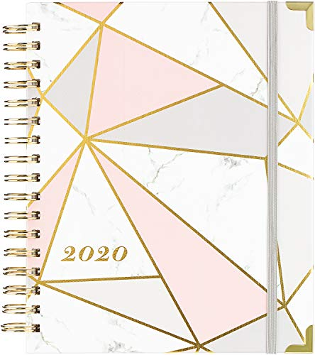 2020 Planner - Weekly & Monthly Planner with Gift Box, Thick Paper, 8