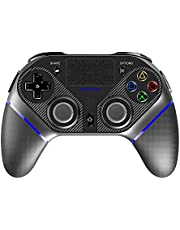 PlayCool Wireless Controller met Paddles - Geschikt voor Sony PS4 – PS4 Slim – PS4 Pro / PC / Android / iOS