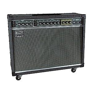 roland jc 120 120w 2x12 guitar combo amp musical instruments. Black Bedroom Furniture Sets. Home Design Ideas