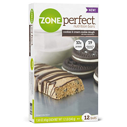 ZonePerfect Nutrition Protein Energy Cookies product image