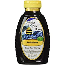 Raw Buckwheat Honey (Pure Natural Raw Honey) 16oz