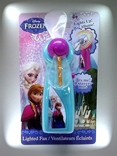 Disney Frozen Light Up Fan (Light Up Fan)
