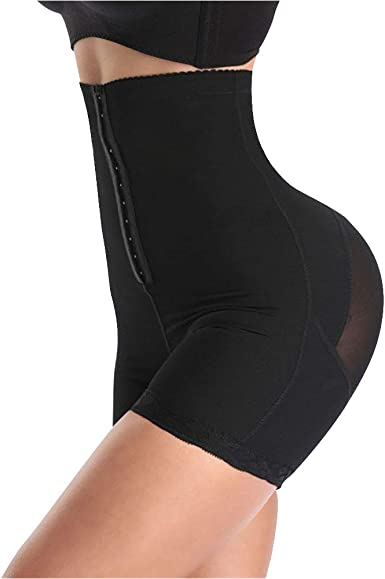 High-Waisted Body Shaper Tummy Control Panties All Day Shapermint Butt Lifter US