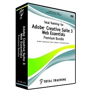 Total Training for Adobe CS3 Web Essentials Premium Bundle