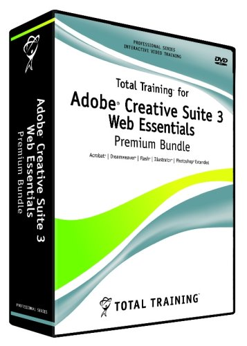 Total Training for Adobe CS3 Web Essentials Premium Bundle by Total Training Inc.