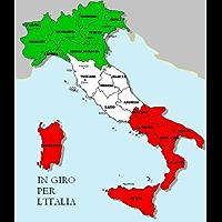 Italian Easy Reader: In giro per l'Italia (Italian Edition) book cover