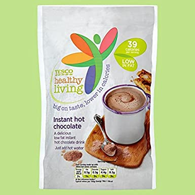 Tesco Healthy Living Instant Hot Chocolate 330g Amazonco