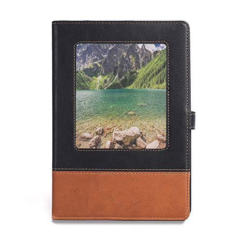 Bound Notebook,Mountain,A5(6.1