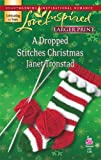 A Dropped Stitches Christmas, Janet Tronstad, 0373813376