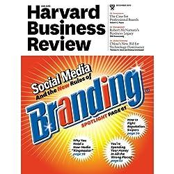 Harvard Business Review, December 2010