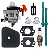 FitBest Carburetor for Stihl FS87 FS90 FS90R FS100 FC90 FC95 FC100 FC110 Replaces C1Q-S174 Carb