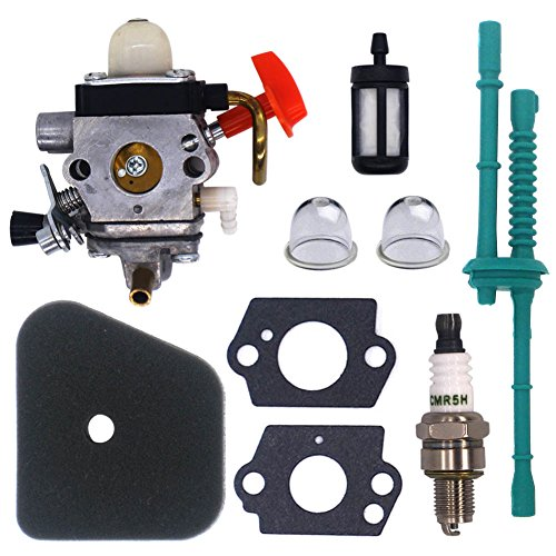 FitBest Carburetor for Stihl FS87 FS90 FS90R FS100 FC90 FC95 FC100 FC110 Replaces C1Q-S174 Carb by FitBest