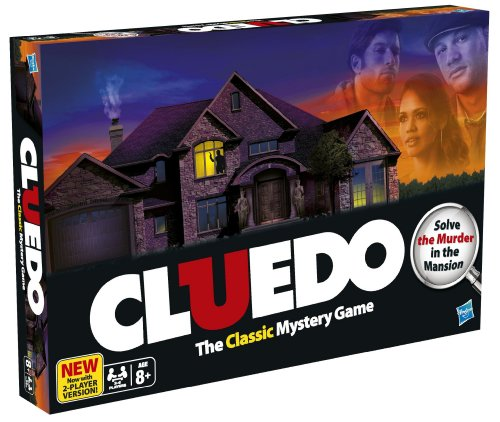 CLUEDO The Classic Mystery Game - 5