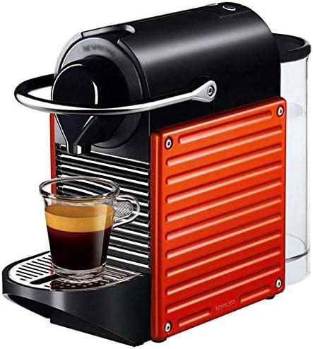 NO BRAND Máquina de café, Completamente automática de Hogares Máquina de cápsulas, Auto Power Off Cafetera 19Bar 0.7L Cafetera, Fot Home Office Hotle: Amazon.es: Hogar