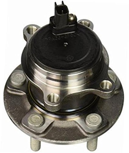 HU590451 x 1 Brand New Wheel Bearing Hub Assembly Rear Left Or Right Side Fit 12-17 Ford Focus (Non Automated Parking System)