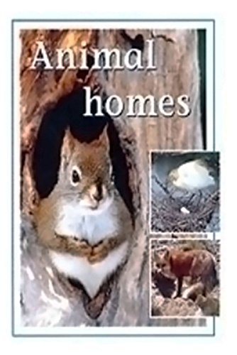Read Online Rigby PM Plus: Individual Student Edition Blue (Levels 9-11) Animal Homes pdf epub
