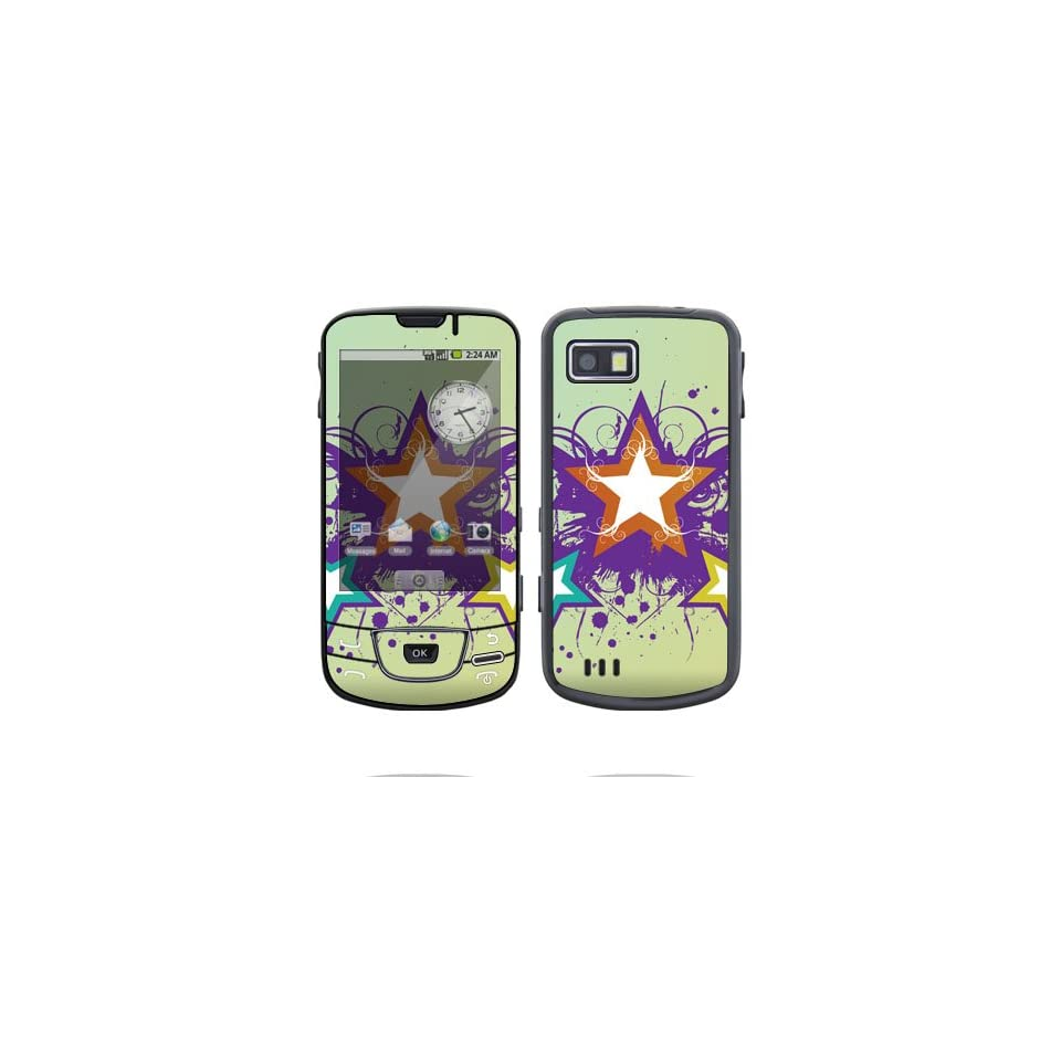 Cover Decal Sticker for Samsung Galaxy GT i7500 Cell Phone Cell