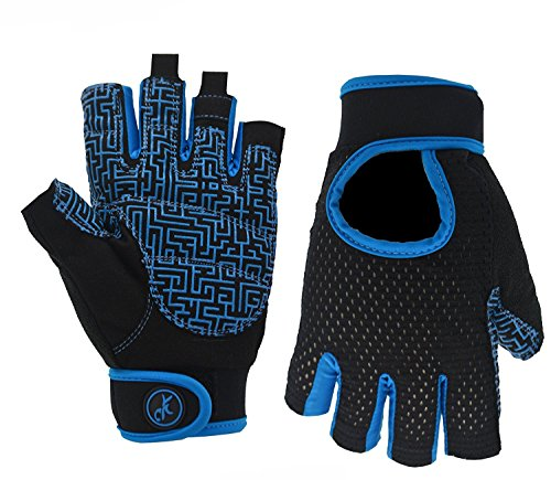 MOREOK Gym Fitness Glove for Dynamic Cycling,Dumbbells Train