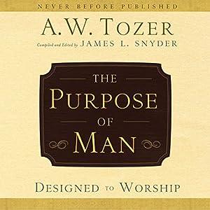The Purpose of Man Audiobook