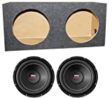 Best Pyle 12 Subwoofers - Pyle PLPW12D 12-Inch 3200W Subwoofers with Dual Sealed Review