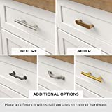 Vuelo Dual Mount Drawer Pulls Cabinet