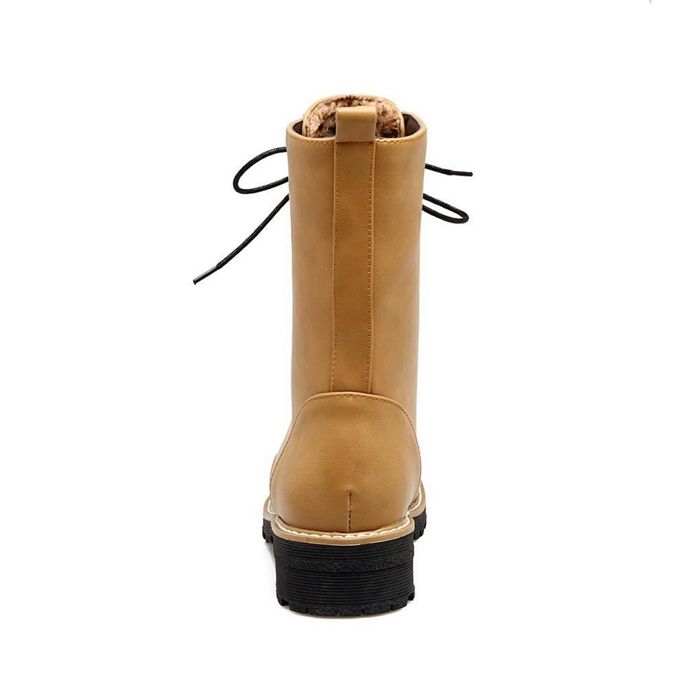 Aimint EZR00281, Damen Durchgängies Sandalen Plateau Sandalen Durchgängies mit Keilabsatz 1480fe