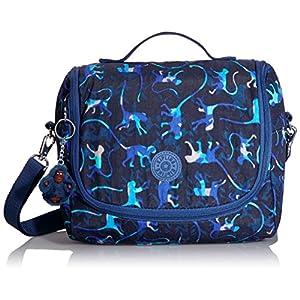 Kipling School Bag New Kichirou Blue (Camou Pr Blue) K15289B45