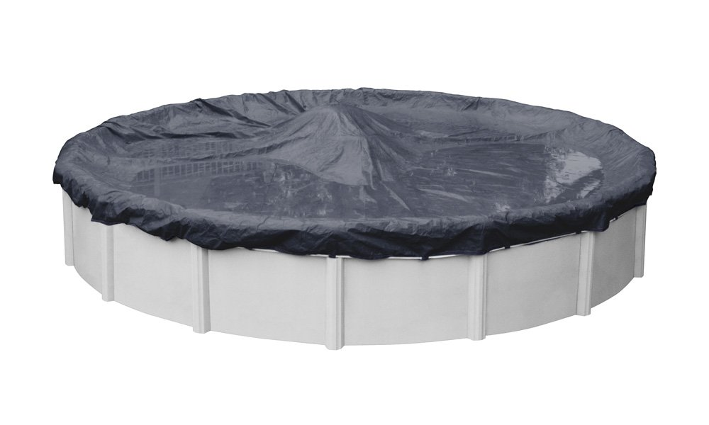 Robelle 3624 Economy Winter Pool Cover for Round Above Ground Swimming Pools, 24-ft. Round Pool by Robelle