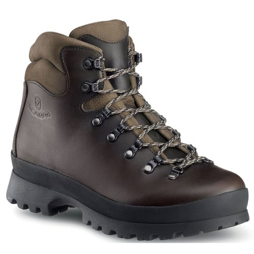 Scarpa - Botas para hombre negro marrón marrón - marrón