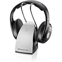 Sennheiser RS 120 II-8EU TV Wireless Headphones, 508681, Black