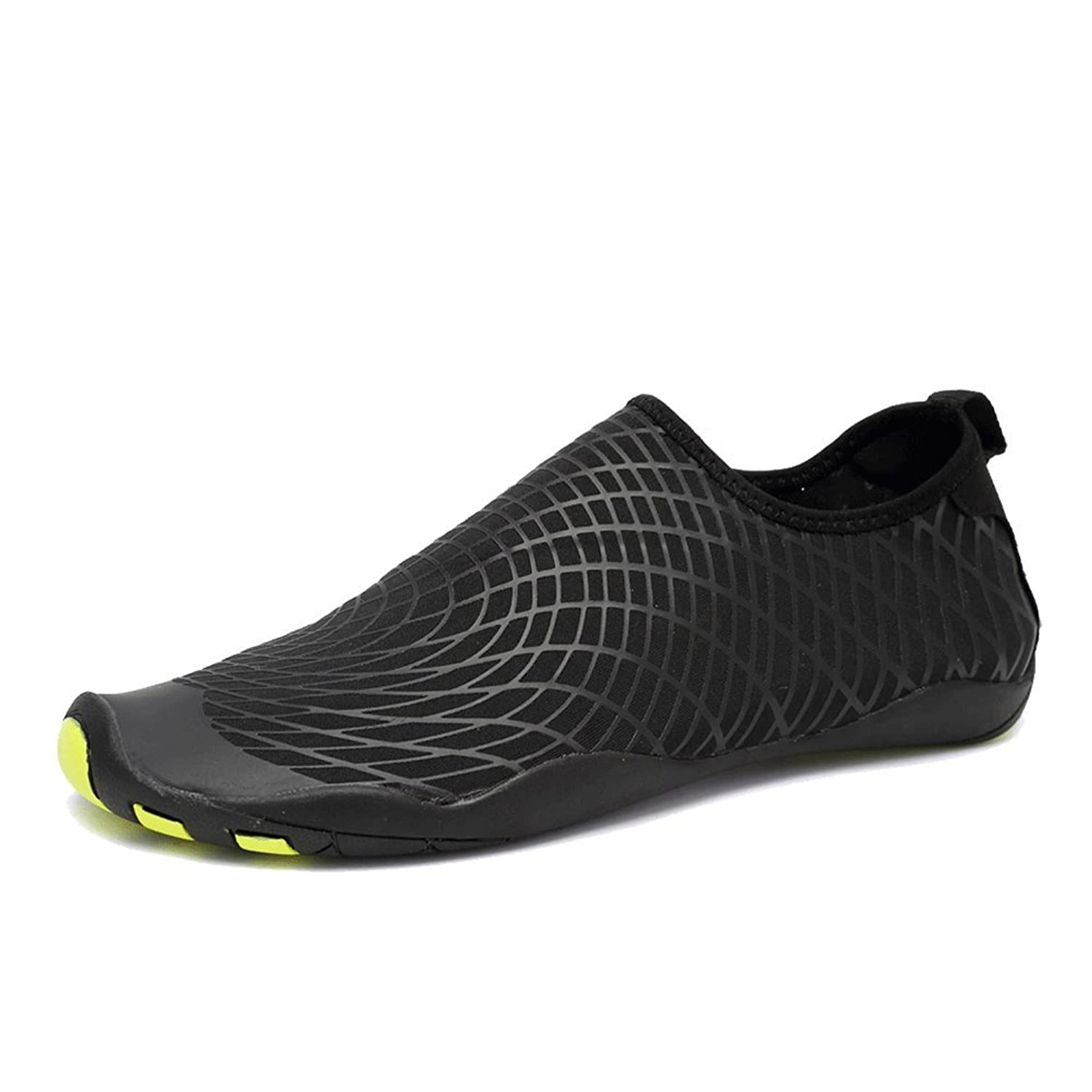 Amazon.com | CIOR Men Women Kid\'s Barefoot Quick-Dry Water Sports Aqua Shoes with 14 Drainage Holes for Swim, Walking, Yoga, Lake, Beach, Garden, Park, Driving, Boating | Water Shoes