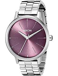 Nixon Womens A0992157 Kensington Stainless Steel Watch