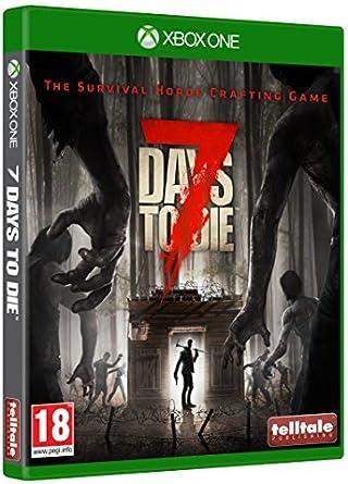 7 Days to Die (Xbox One) by Telltale: Amazon.es: Videojuegos