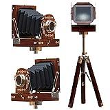 Vintage Royal Wooden Film Slide Old Retro Camera