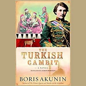 The Turkish Gambit Hörbuch