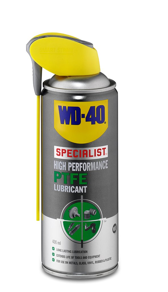 44397 WD40 Specialist High Performance PTFE 400ml WD40D W/D44396