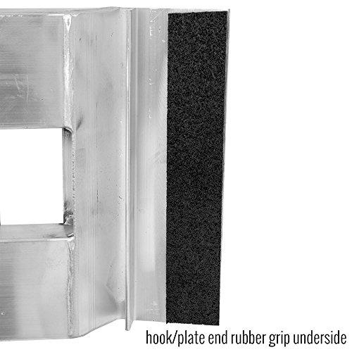 60'' Aluminum Car Hauler Trailer Ramps Hybrid by Discount Ramps (Image #3)