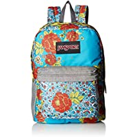 Mochila JanSport Super FX Multi Patchwork Posey