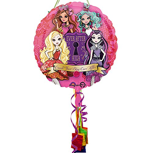 [Costume Supercenter BBKIT1128BG Ever After High Pull String Pinata] (Anytime Costumes)