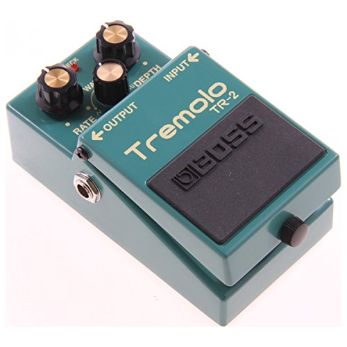 Boss Tr-2 Tremolo Pedal (japan import)